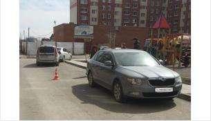 5-летний пешеход травмирован в ДТП в Бердске