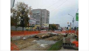 """Строительство коллектора финансировали по программе """"Чистая вода"""""""