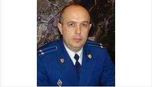 Зампрокурора Бердска Василий Калиниченко