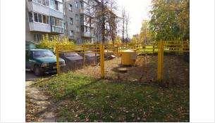 Газовый резервуар для домов в центре Бердска пуст несколько дней