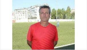 Тренер СШ «Бердск» Вячеслав Семьянин