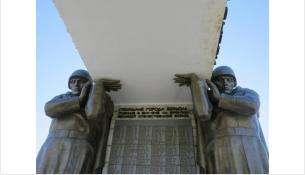 На Мемориале установлено видеонаблюдение