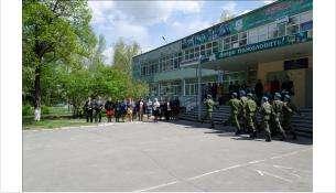 Школа №1 выпускает целых трёх стобалльников