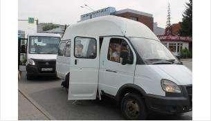 Водитель из Бердска разыскивает свидетелей инцидента в маршутке №13