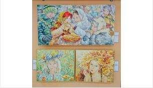Работы новосибирского художника Евгения Баранова