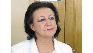 Алла Николаевна Дробинская, новый главврач бердской ЦГБ