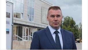 Замминистра транспорта и дорожного хозяйства региона Сергей Ставицкий