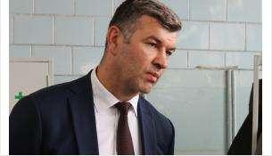 Министр промышленности, торговли и развития предпринимательства региона Андрей Гончаров