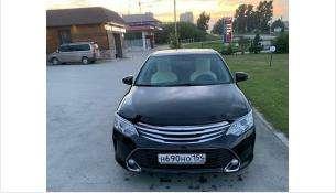 Владельцы Toyota Camry ищут свидетелей угона их авто в Бердске