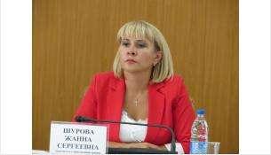 Вице-мэр по экономразвитию Жанна Шурова рассказала об итогах рейтинга