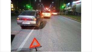 ВАЗ-2110 под управлением 30-летнего нетрезвого водителя совершил столкновение с автомобилем Тойота
