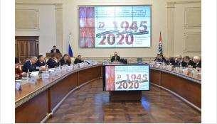 В Новосибирской области идёт масштабная подготовка к Году памяти и славы