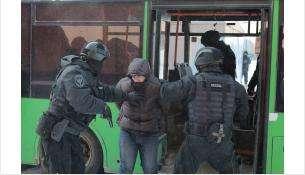 Учение «Метель» по освобождению заложников, захваченных террористами, провели в Бердске