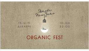 Бердчан приглашают на фестиваль Organic Fest: минимализм, комфорт и Новый год