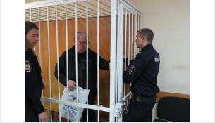 Александр Кожин выслушивает приговор