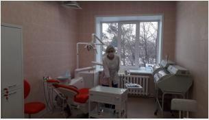 Переехала городская стоматология Бердска