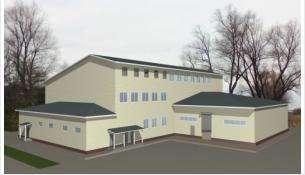 Завершена разработка эскизного проекта завода