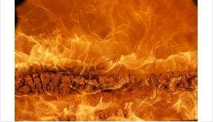 Пожар ликвидировали