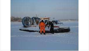 Спасатели БПСО пришли на помощь рыбакам