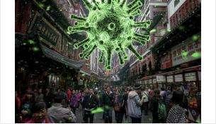 Новая коронавирусная инфекция распространяется из Китая