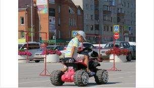 Каждый ребенок в Бердске учится «законам дороги», беря пример с родителей
