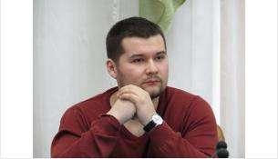 Михаил Винтер стал депутатом в 23 года. Сейчас ему 26