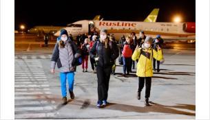 Операцию по вывозу спортсменов из Киргизии контролировал губернатор