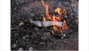 В пожаре убийцы хотели скрыть следы преступления