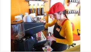 Только свежий кофе и отличное настроение!