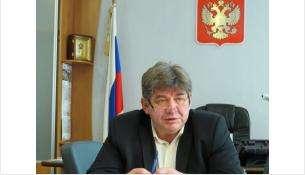 Евгений Шестернин обратился к бердчанам