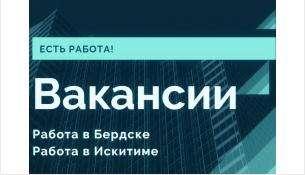Вакансии Бердска на 31.03.2020 года. Работа в Бердске