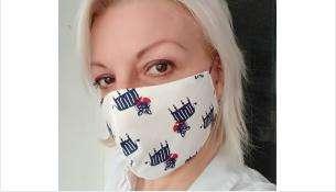 Редакция Бердск-Онлайн тоже работает в масках из ткани