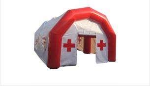 Временный госпиталь на период COVID-19 начали строить в искитимском Линёво