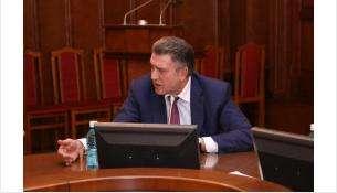 Спикер регионального парламента Андрей Шимкив