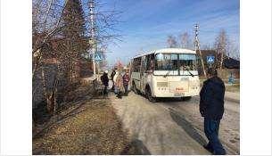Дачные автобусы ходят с 18 мая