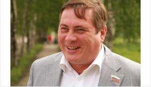 Депутат Заксобрания НСОГлеб Поповцевпобывал в Верх-Тулинском сельсовете
