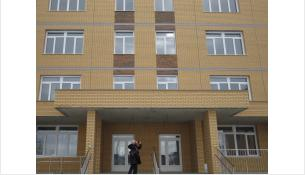Школа в микрорайоне Южный в Бердске