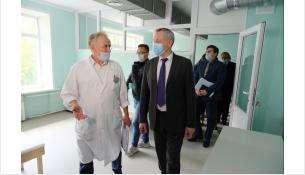 Андрей Травников уверен: настороженность со стороны людей к заболеванию пневмонией сохранится надолго