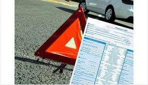 ГИБДД призывает автомобилистов активнее использовать процедуру оформления ДТП по европротоколу