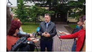 Андрей Шимкив отметил: депутаты проконтролируют ход работ по благоустройству объектов