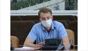Директор ООО «Полигон» Денис Шалдов