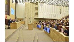 Депутаты приняли решение поддержать проект федерального закона