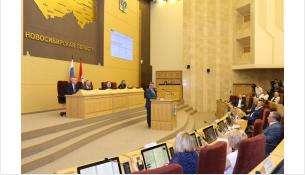 Андрей Шимкив отметил: за пять лет изменился стиль и характер работы Закособрания НСО