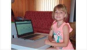 6-летняя Виктория Пономарева - дважды призёр чемпионата мира по ментальной арифметике