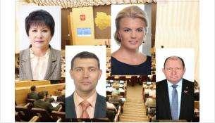 Слева направо - Зоя Родина, Борис Арутюнов, Ирина Диденко, Валерий Бадьин
