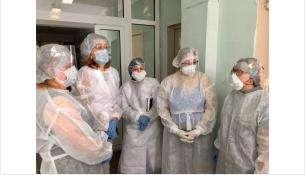 В больнице на ул. Попова побывала комиссия из Минздрава