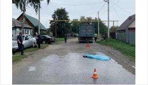 Девушка-пешеход скончалась на месте происшествия