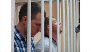 Иван Мощенко (на переднем плане) возглавлял отдел наркоконтроля