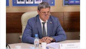 Александр Терепа, председатель комитета по аграрной политике, природным ресурсам и земельным отношениям