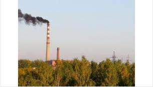 Наибольшее количество загрязняющих веществ - из труб
